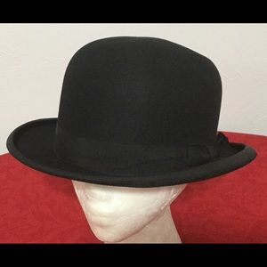 W&R BROMLEY Fedora Gangster Mobster Hat Bugsy Cap